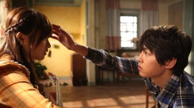 Song Joongki and Park Boyoung 2